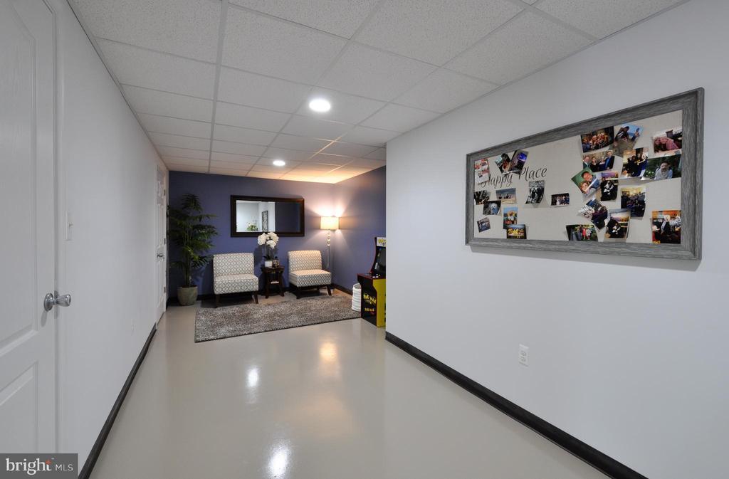 Sitting Room - Lower Level - 10636 CATHARPIN RD, SPOTSYLVANIA