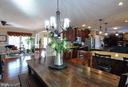 Breakfast Room - 10636 CATHARPIN RD, SPOTSYLVANIA
