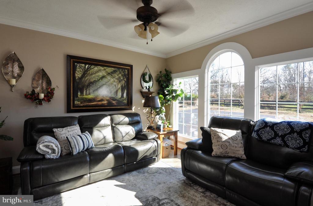 Living Room - 10636 CATHARPIN RD, SPOTSYLVANIA