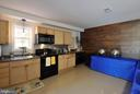 Kitchen Lower Level - 10636 CATHARPIN RD, SPOTSYLVANIA