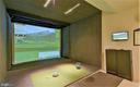 Golfing simulator - 9480 VIRGINIA CENTER BLVD #329, VIENNA