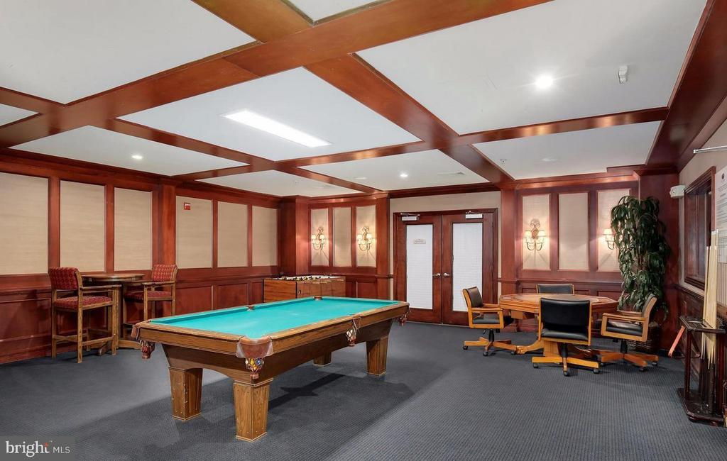 Billiards room - 9480 VIRGINIA CENTER BLVD #329, VIENNA