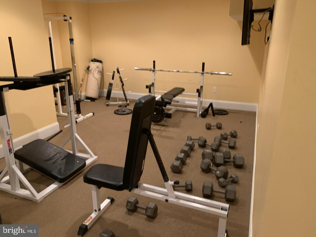 Exercise Room - 5222 SWEET MEADOW LN, CLARKSVILLE