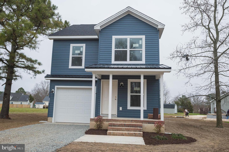 Single Family Homes για την Πώληση στο Snow Hill, Μεριλαντ 21863 Ηνωμένες Πολιτείες