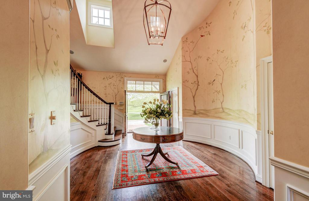 Foyer - 10807 GREENSPRING AVE, LUTHERVILLE TIMONIUM