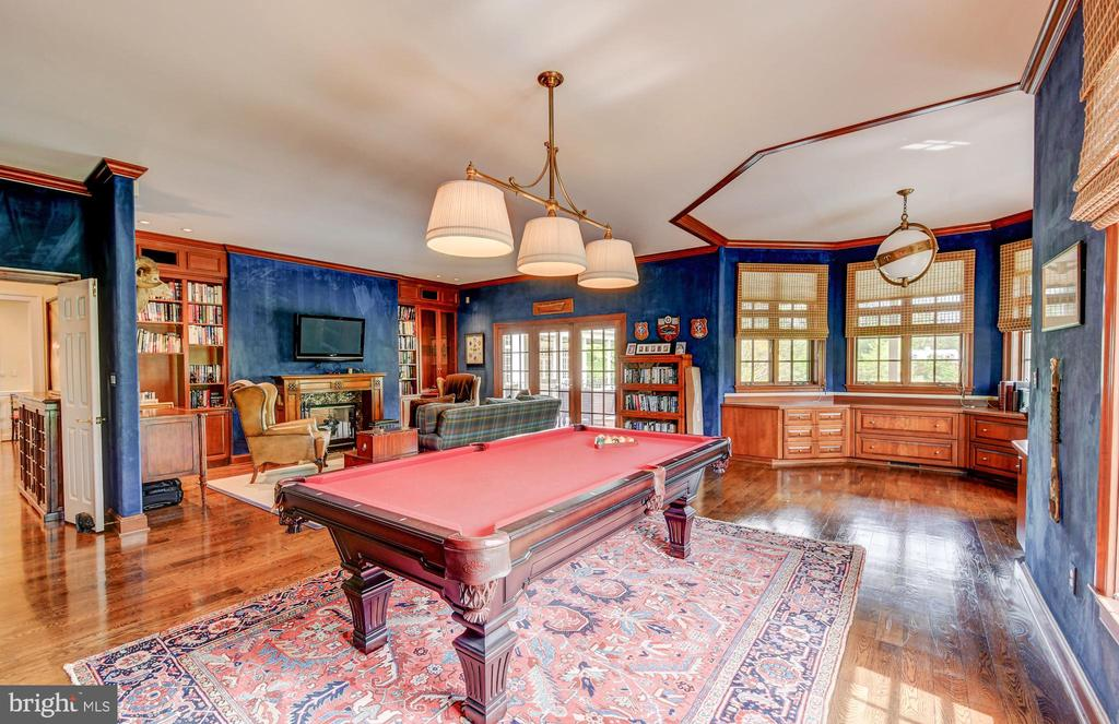 Billiard Room - 10807 GREENSPRING AVE, LUTHERVILLE TIMONIUM