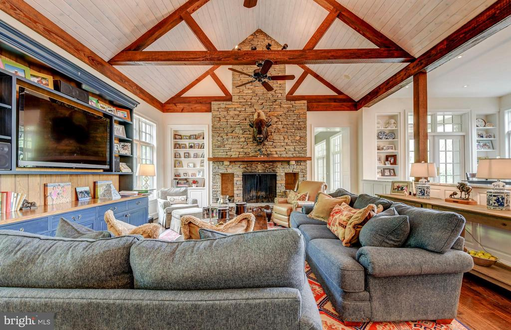 Family Room - 10807 GREENSPRING AVE, LUTHERVILLE TIMONIUM