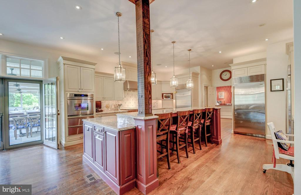 Kitchen - 10807 GREENSPRING AVE, LUTHERVILLE TIMONIUM
