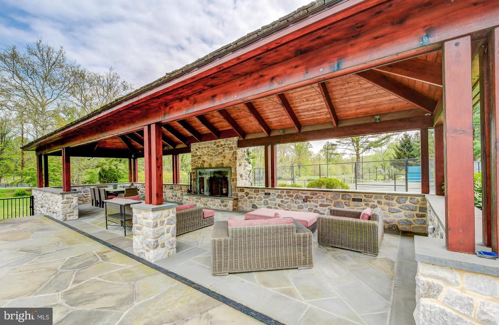 Pool Pavilion - 10807 GREENSPRING AVE, LUTHERVILLE TIMONIUM