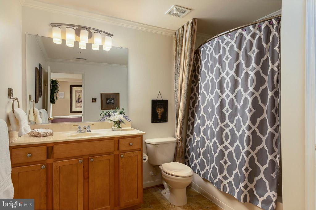 Lower level full bath - 8733 ENDLESS OCEAN WAY #32, COLUMBIA