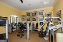 Clubhouse gym - weights - 8733 ENDLESS OCEAN WAY #32, COLUMBIA