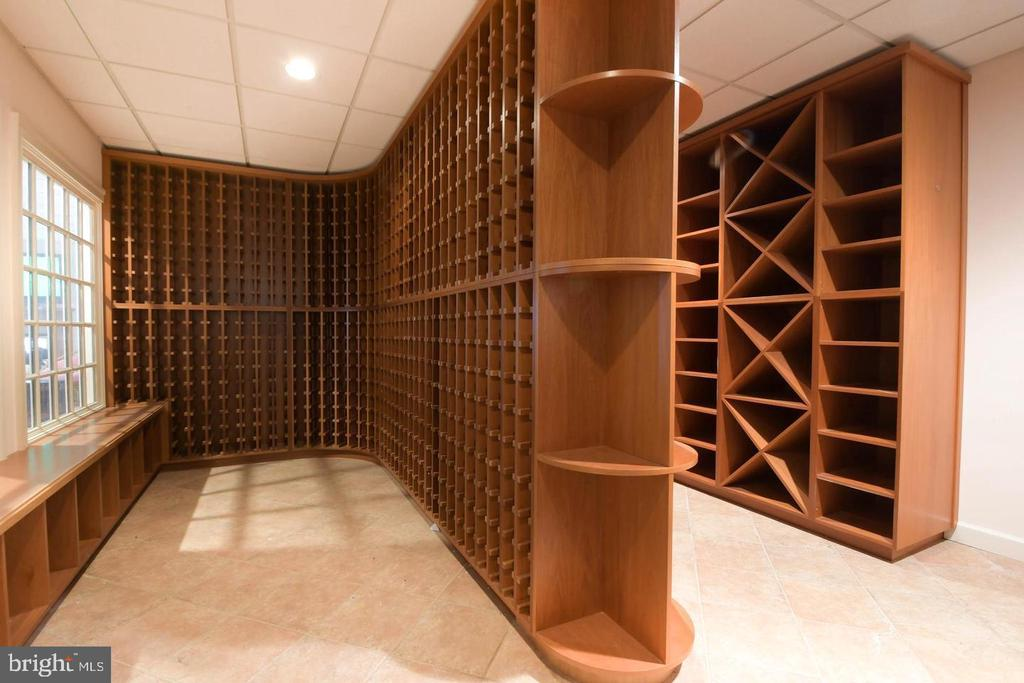 Climate Controlled Wine Room - 10807 GREENSPRING AVE, LUTHERVILLE TIMONIUM