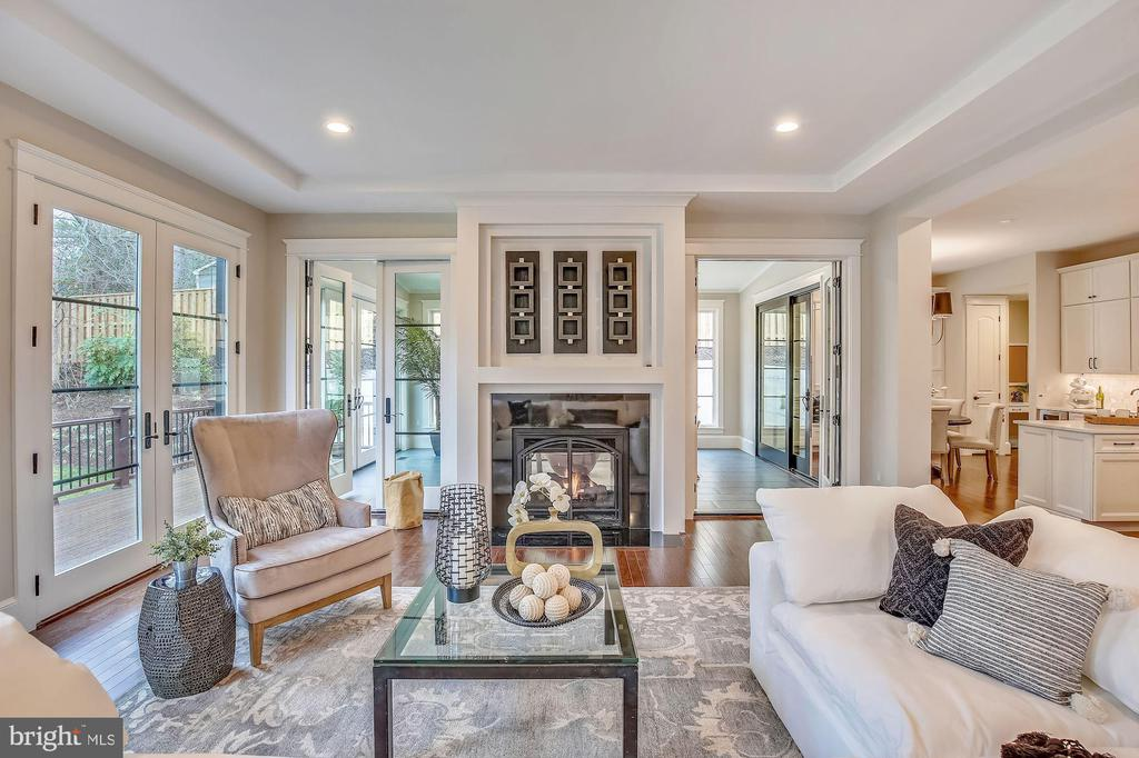 Family Room - 1936 FRANKLIN AVE, MCLEAN