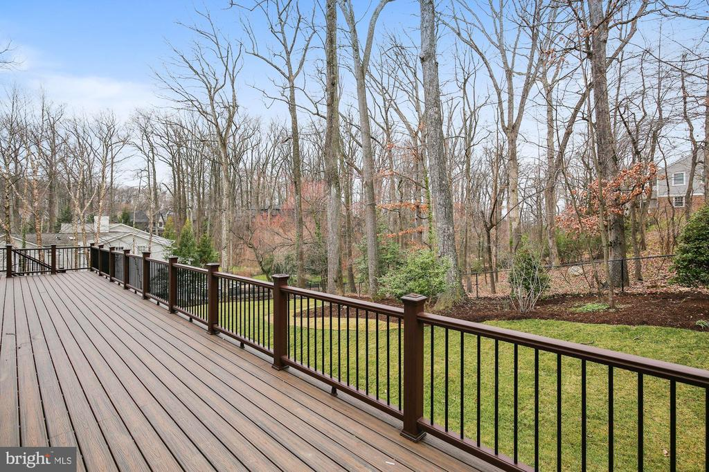 Deck - 1936 FRANKLIN AVE, MCLEAN