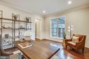 Main Level Bedroom/Office - 1936 FRANKLIN AVE, MCLEAN