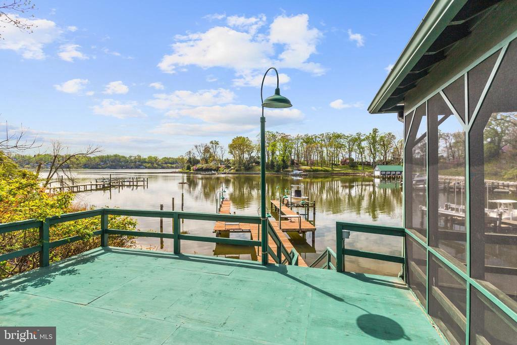 Sun Deck and Crab Shack - 1128 ASQUITH DR, ARNOLD