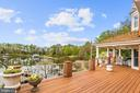 Low Maintenance Waterside Deck - 1128 ASQUITH DR, ARNOLD