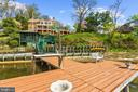 Private Pier, Lift and Sun Deck - 1128 ASQUITH DR, ARNOLD