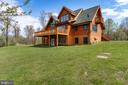 LARGE DECK TO SIT AND VIEW THE MOUNTAINS - 34876 PAXSON RD, ROUND HILL