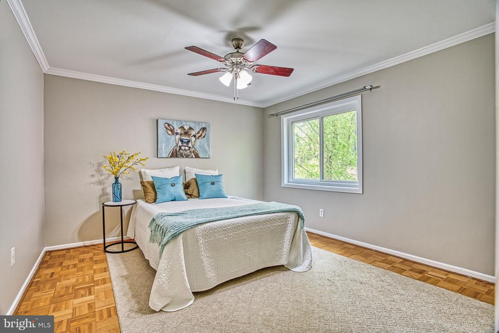 Updated ceiling fan~fixture - 3200 S 28TH ST #404, ALEXANDRIA
