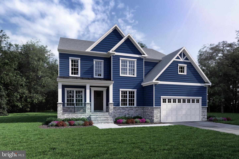 Single Family Homes 為 出售 在 Falls Church, 弗吉尼亞州 22046 美國