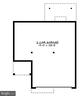 Garage 1st floor of Floorplan - 1236 CREEK DR, ANNAPOLIS