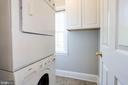 Upper Level Laundry Room - 1301 19TH RD S, ARLINGTON