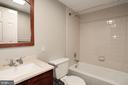 Lower Level Full Bath - 1301 19TH RD S, ARLINGTON