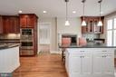 Kitchen - 1301 19TH RD S, ARLINGTON