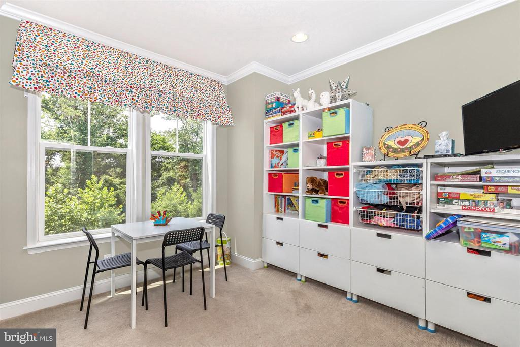 Playroom when furnished - 6961 COUNTRY CLUB TER, NEW MARKET