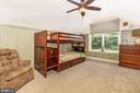 Top Upper Level Bedroom when furnished - 6961 COUNTRY CLUB TER, NEW MARKET