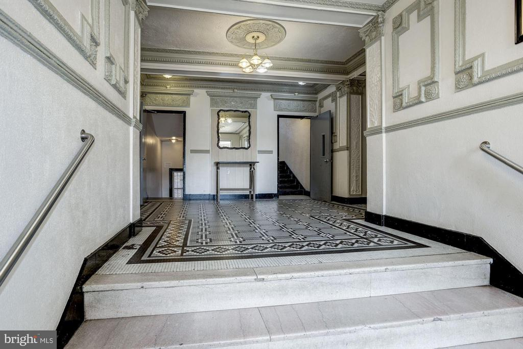 Built in 1920 - Original tile work throughout - 4120 14TH ST NW #44, WASHINGTON