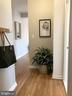 Warm hardwood floors - 4120 14TH ST NW #44, WASHINGTON