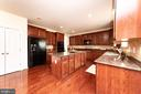Plenty of Cabinet Space - 812 MORAN DR, ANNAPOLIS