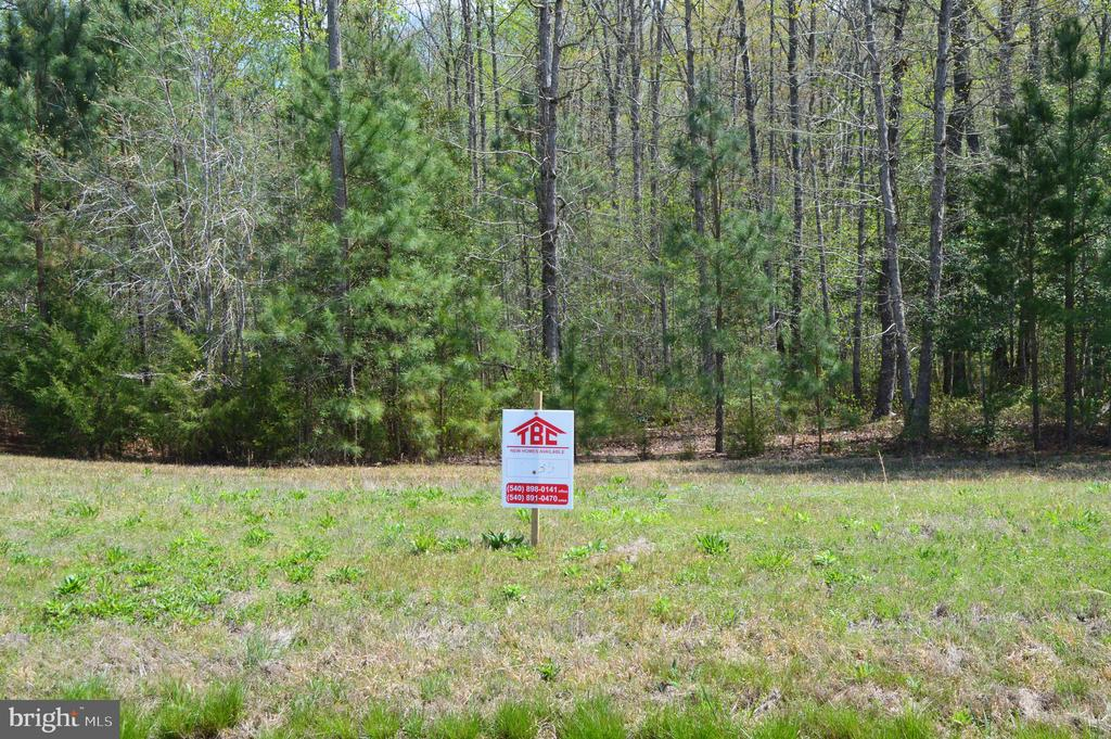Premium lot  backs to woods - 18018 COOLIDGE LN, BOWLING GREEN