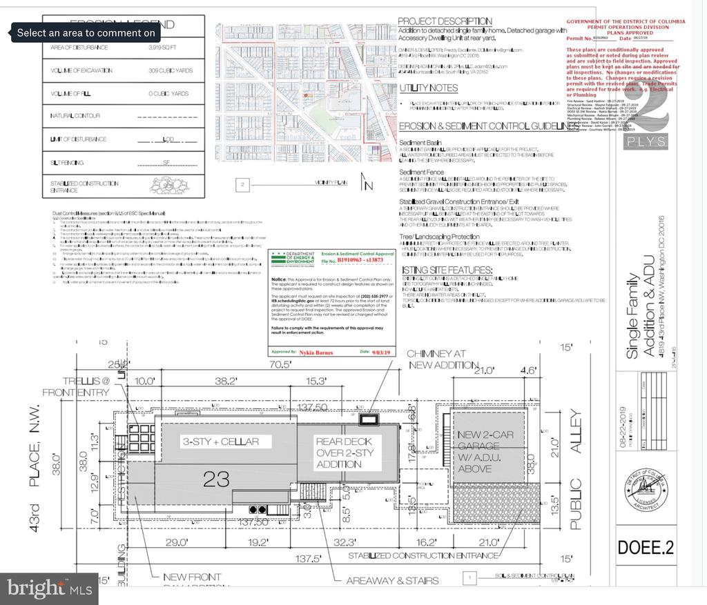 AMERICAN UNIVERSITY PARK MODERN HOME - 4819 43RD PL NW, WASHINGTON