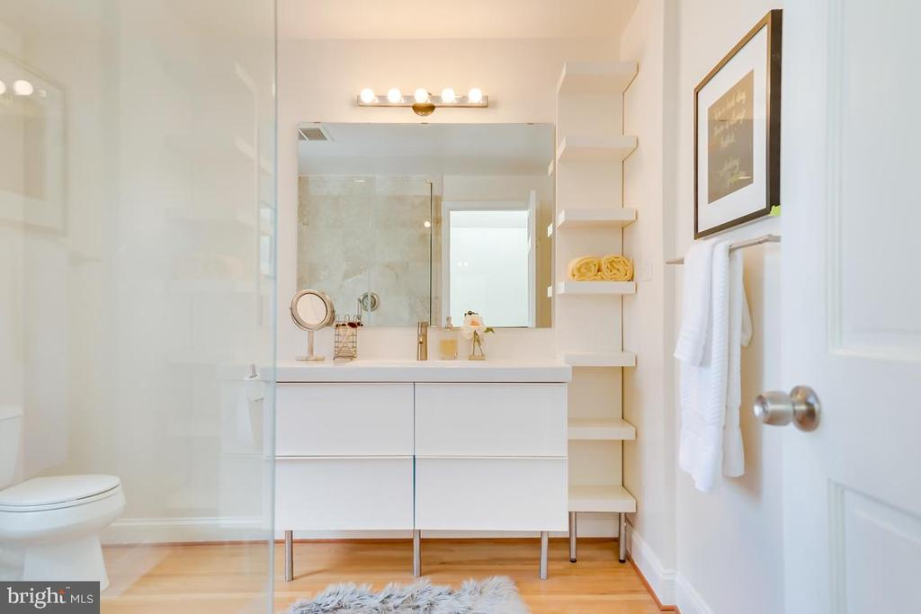 Master Bathroom - 1827 S ST NW, WASHINGTON