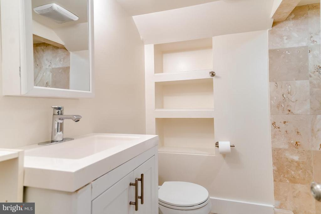 Basement Full Bathroom - 1827 S ST NW, WASHINGTON