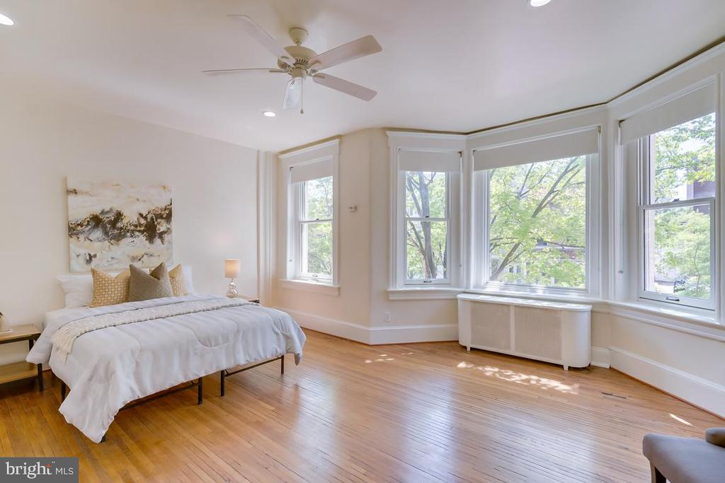 2nd Bedroom - 1827 S ST NW, WASHINGTON