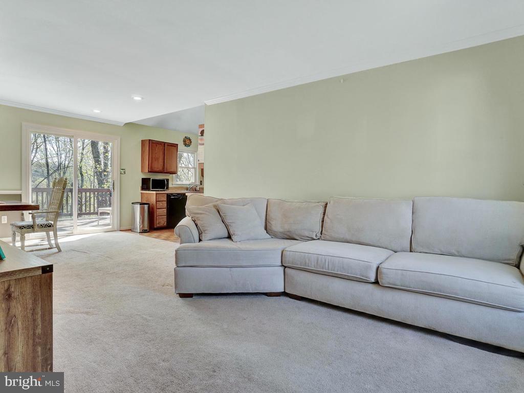 Living Room - 6598 TWIN LAKE CT, NEW MARKET