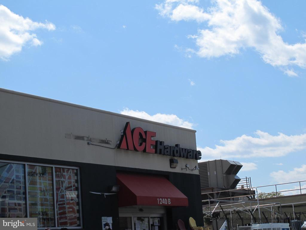 0.4 mile to Petworth ACE Hardware - 4604 9TH ST NW, WASHINGTON