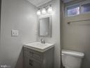 Basement bathroom - 5518 C ST SE, WASHINGTON