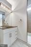 Private bath in basement - 19862 LA BETE CT, ASHBURN