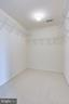 Master bedroom walk-in closet - 19862 LA BETE CT, ASHBURN