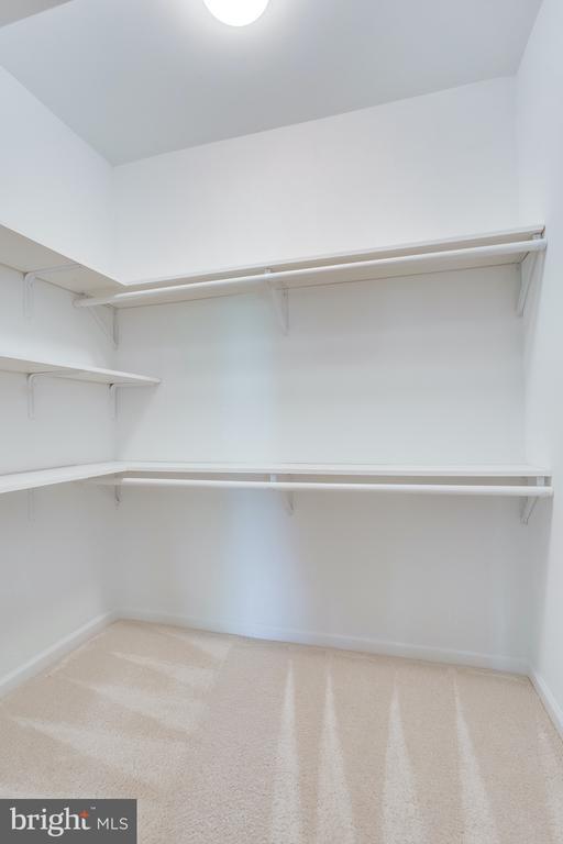 Bedroom 5 features a walk-in closet - 19862 LA BETE CT, ASHBURN
