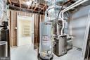New HVAC, water heater, water softener/purifier - 19862 LA BETE CT, ASHBURN
