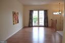 Living room - 13004 ROSEBAY DR #1704, GERMANTOWN