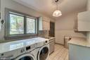 Mud Room/Laundry Room - 6 RIVER OAK PL, FREDERICKSBURG