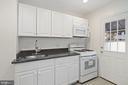 Kitchen  - 2 - 4344 F ST SE, WASHINGTON