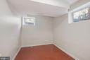 Lower level - Bedroom - 4344 F ST SE, WASHINGTON
